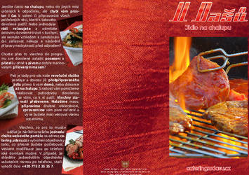 Commercial leaflet by matt-adams