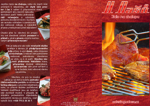 Commercial leaflet