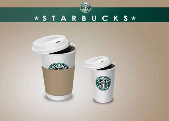 starbucks coffee iconsbenedik on deviantart, Modern powerpoint