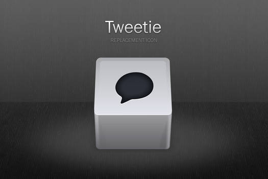 Tweetie replacement icon