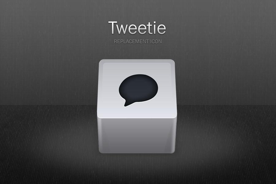 Tweetie replacement icon