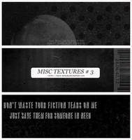 Textures ' 3 by FATIGUELESS