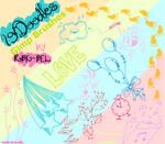 Sweet Doodles Gimp Brushes.