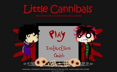 Little Cannibals -jrock game 2-