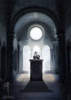 Church of Black Moral the gazette -animated- by j-am