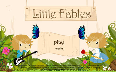 Little Fables -TheGazette Game-