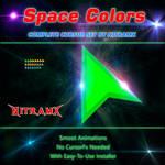 Space Colors - NitramX Cursors by NitramX