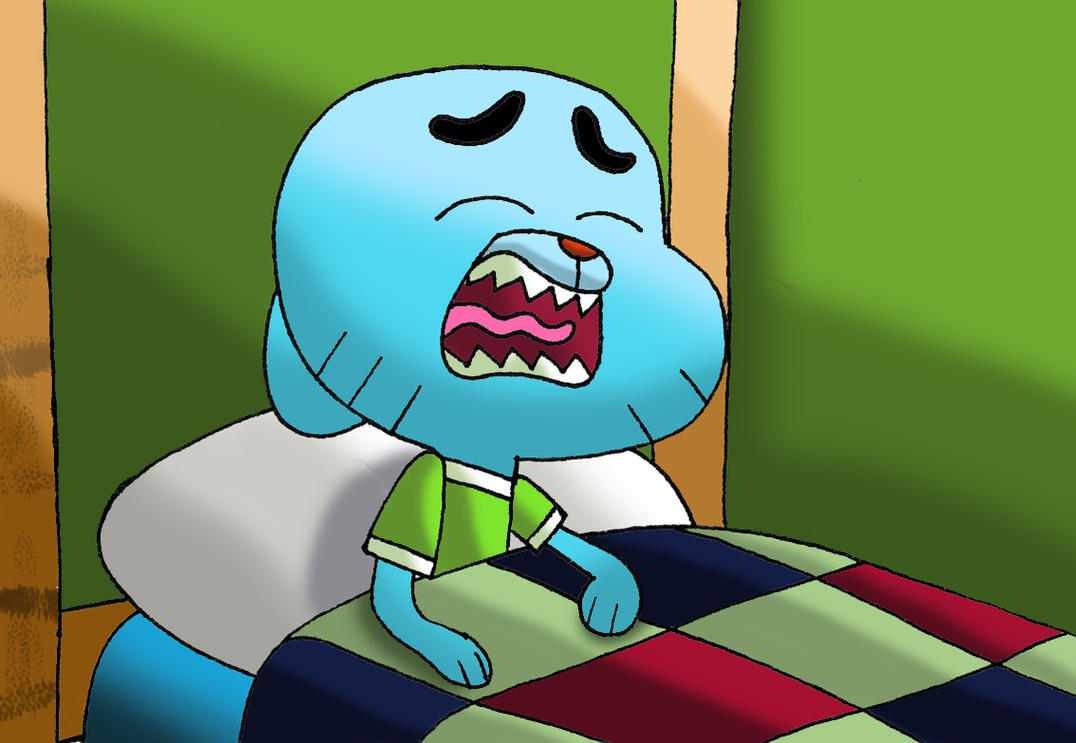 The Amazing World Of Gumball The Movie Pt 1 By