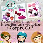 Pack De Accesorios y Ropa para Doll's.