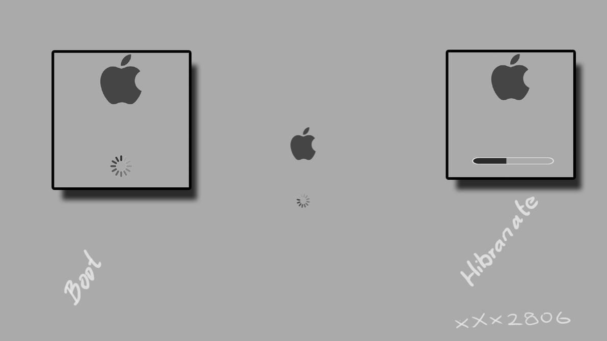 mac startup screen for windows 7