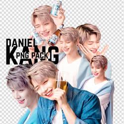 [PNG] KANG DANIEL 'HITE' PNG PACK by meirintee