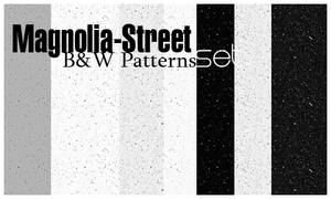 BW Patterns by magnolia-street