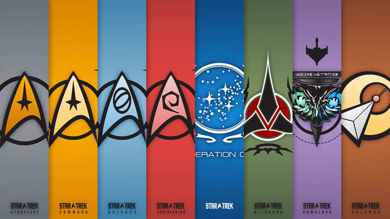 Star Trek Wallpaper Pack by digitalchet ...