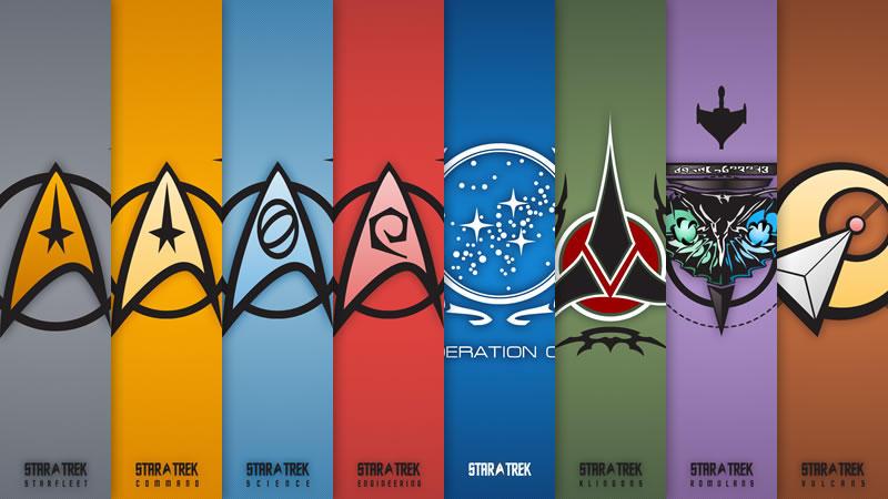 Star Trek Wallpaper Pack by digitalchet