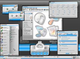 Novablinds for WindowBlinds by digitalchet
