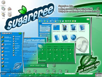 Sugarfree Lite. by digitalchet