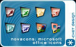 Novacons MS Office Icons