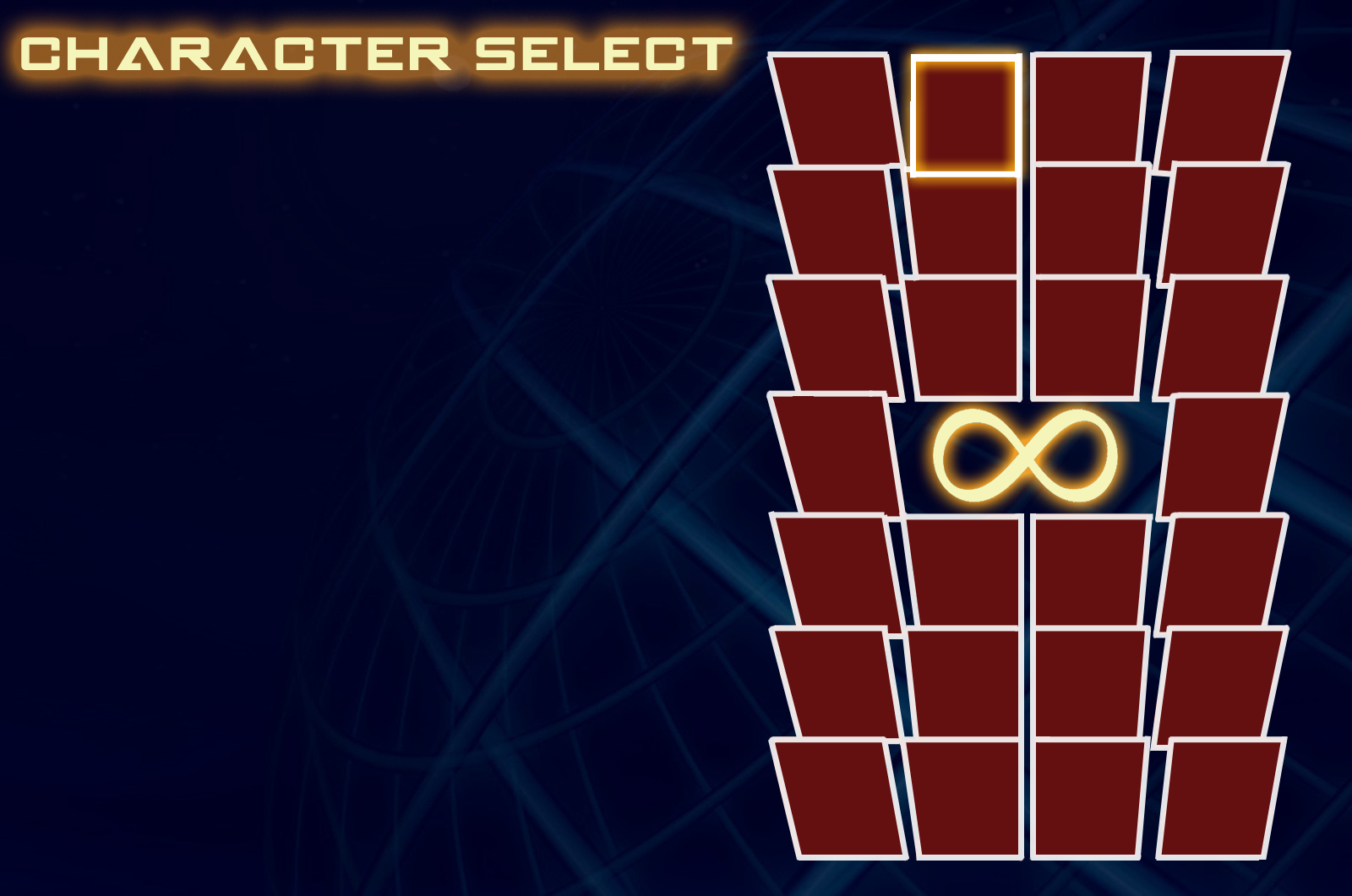 Character Select Template By Nefepants On Deviantart