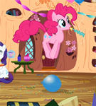 Pinkie bouncing