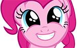 Pinkie Pie smile