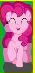 Pinkie Pie trot