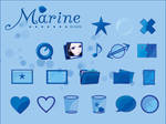 Blue Marine Icons Window XP
