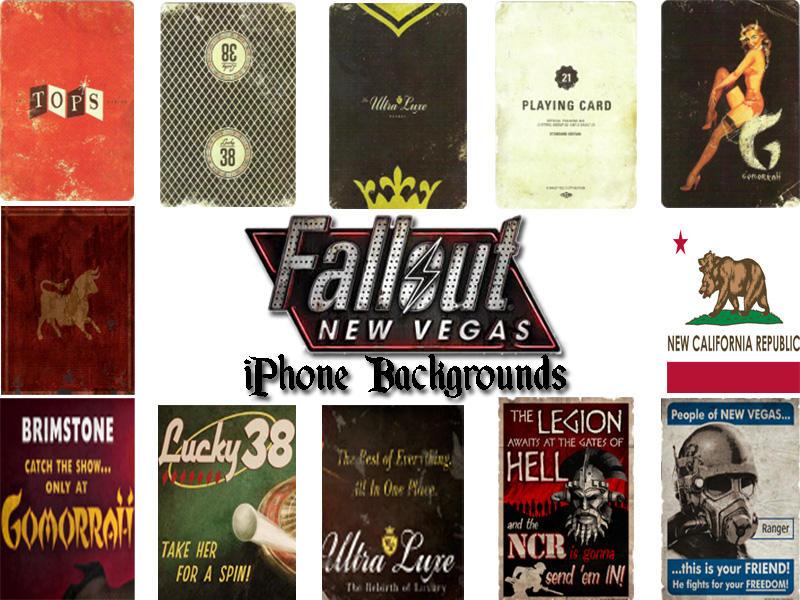 Fallout New Vegas Iphone Bg By Xnauticalstar On Deviantart
