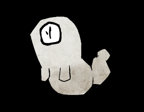 Ghost [animation] by lostSHAD3