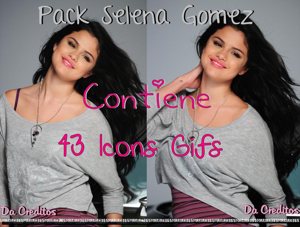 Pack Selena Gomez by Mariah365