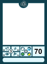 Chaotic: Marillian (TV style) Card Template