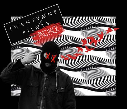 Twenty One Pilots Png Pack #2 by CrazyDonut4557