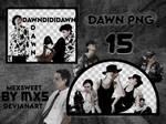 Dawn Png pack (Dawndididawn)