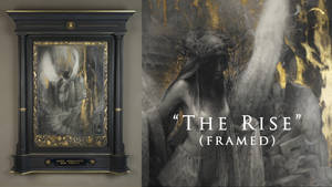 The Rise, framed - 13th International ARC Salon