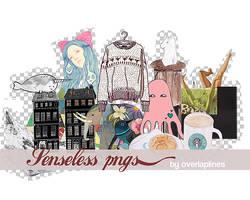 Senseless PNG's