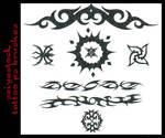 seiyastock tattoo ps brushes