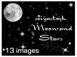 Moon and Stars Images