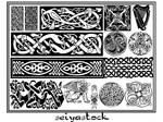 keltic ornament seiyastock