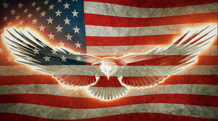 Bellicose Usa Flag Gif Animation By Dimongr On Deviantart