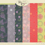 FREE Paper Patterns by Rene Blooms