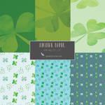 St Patrick's Day Paper Patterns