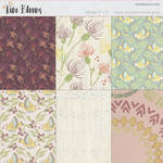 Free Digital Paper and Patterns