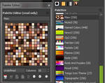 GIMP Skin Color Swatches