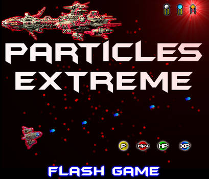 Particles Extreme + Arrow keys