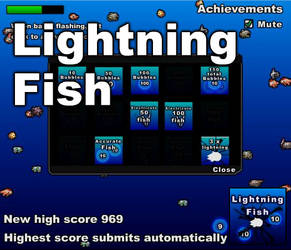 Lightning Fish by ZEGMAN