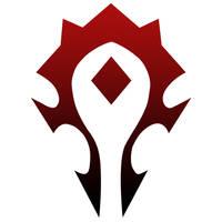 Horde Vector Logo by Luoslav