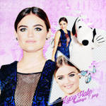 Lucy Hale PNG PACK! #21