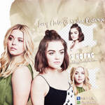 Lucy Hale and Sasha Pieterse PNG PACK ! #56