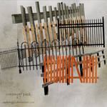 Fences (Ornament) PNG PACK ! #7