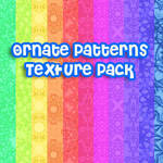SAI Textures: Ornate Patterns
