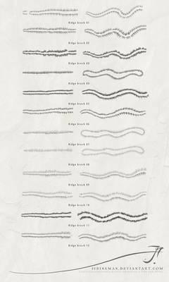 JS Cartography - ridges 1 brushes